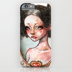 Sweet Ebony iPhone 6s Slim Case