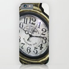 Clock iPhone 6s Slim Case