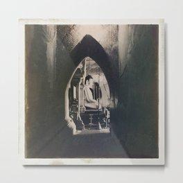 Burmese Memories #4 Metal Print