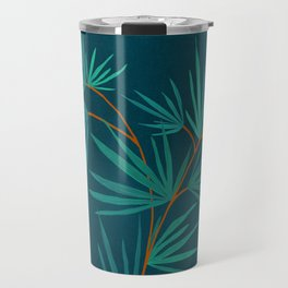 Night Palm / Night Scene Series Travel Mug