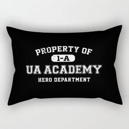 Property of UA Academy Rectangular Pillow