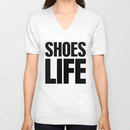 Shoes Life Unisex V-Neck