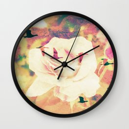 Soft Transience Experience Wall Clock