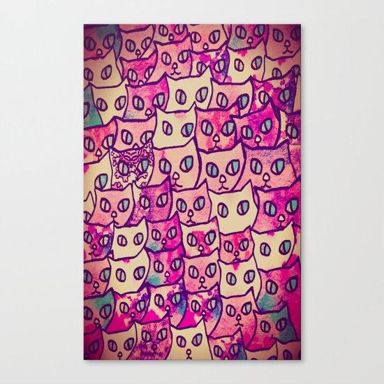 cat-112 Canvas Print