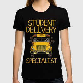 Student Delivery Specialist T-shirt