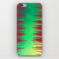 ABSTRACT SURF SUNSET iPhone & iPod Skin