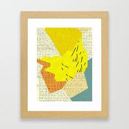 Kaboom 23 Framed Art Print
