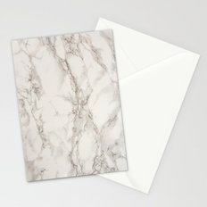 Marble Stone Texture Stationery Cards