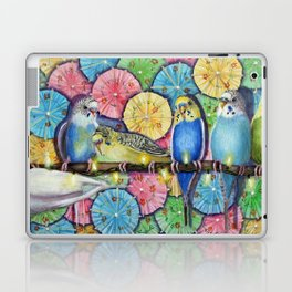 Parakeet Theater Laptop & iPad Skin