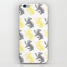 Hufflepuff iPhone & iPod Skin