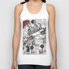 Going on Holiday Unisex Tank Top