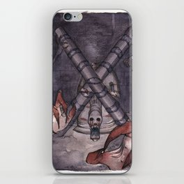 The Shadow Temple iPhone Skin