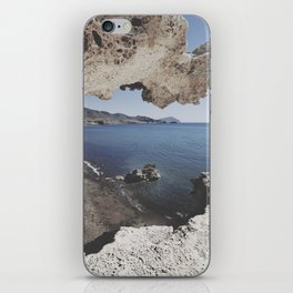 Arch beach iPhone Skin