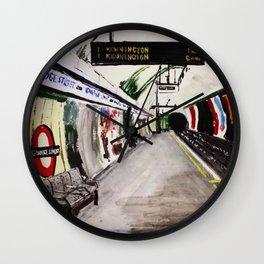 London Underground Goodge Street Wall Clock