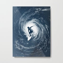 Category 5 Metal Print