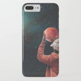 THREE POINTER iPhone Case