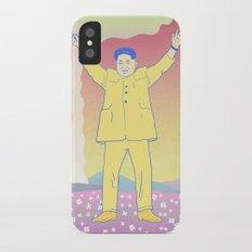 Put up your nukes Slim Case iPhone X