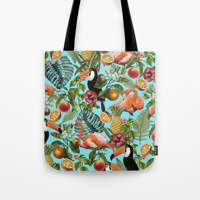 The Tropics || #society6artprint #society6 Tote Bag