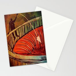End of stories / Capitulo Final Stationery Cards