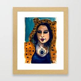 Irmoncinha Framed Art Print