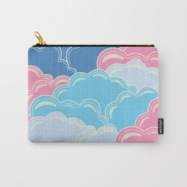 Pillows in the Sky (Clouds no.2) Carry-All Pouch