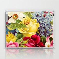 flowers profusion Laptop & iPad Skin