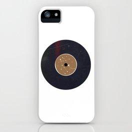 Vinyl Record Star Sign Art | Gemini iPhone Case