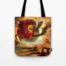 Elements VI - Radiate Tote Bag