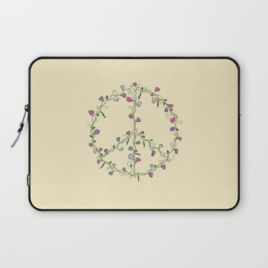 Sweet Peace Laptop Sleeve