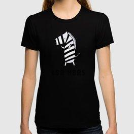 Later Hater Zebra T-shirt