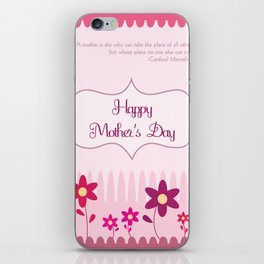 Mother's Day iPhone Skin