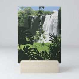 Salto Eyipantla Mini Art Print