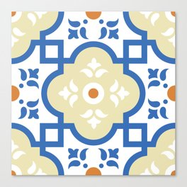 Floor Tile 1 Canvas Print