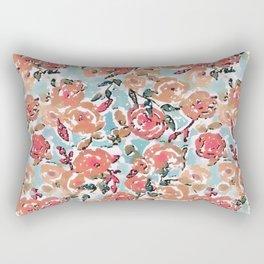 Spring Flor Adore Rectangular Pillow