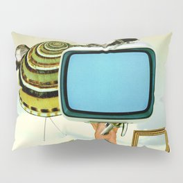 Waiting for Magritte Pillow Sham