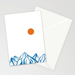 Napoleon Mountain Stationery Cards