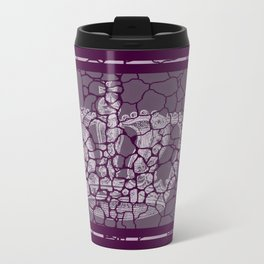 CRACKED CROWN  Travel Mug