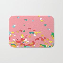 Shredded Pieces III Bath Mat