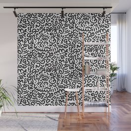 Simply Doodle Wall Mural
