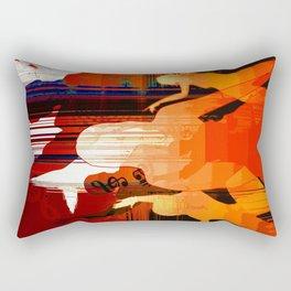 Music 4 Rectangular Pillow