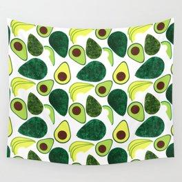 Avocados Wall Tapestry
