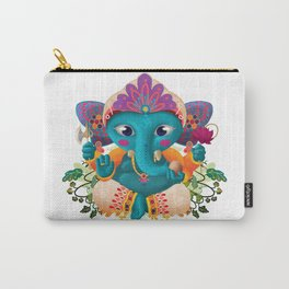 Little Ganesha Carry-All Pouch