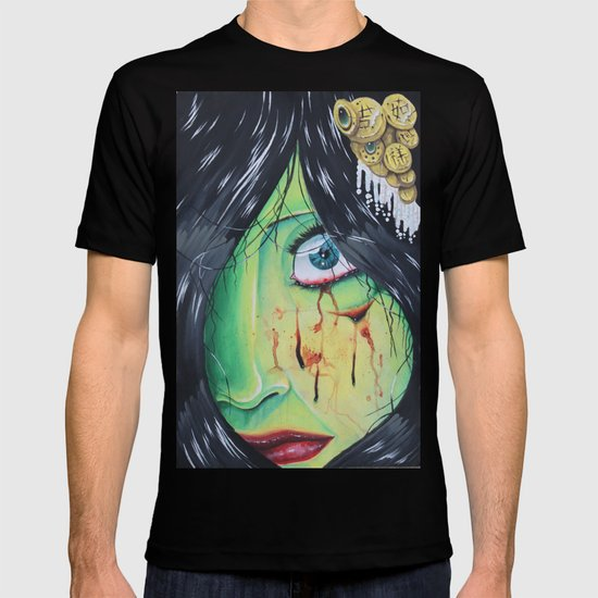 The accident  T-shirt