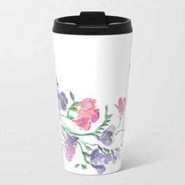 Freesia Frame Travel Mug