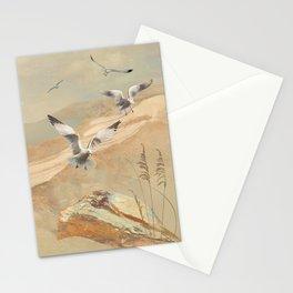 Gulf Coast Gulls Stationery Cards