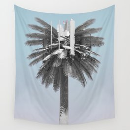 California Connection Tower #07 Wall Tapestry