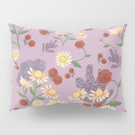 Jubilee in Lavendar Pillow Sham