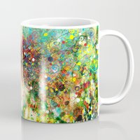 cancer Mugs featuring CANCER by danyDINIZ