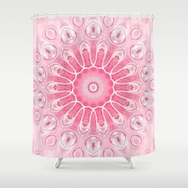 """""""The Suitor's Plea"""" Kaleidoscope 6 by Angelique G. @FromtheBreathofDaydreams Shower Curtain"""