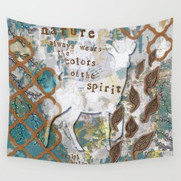 Nature Spirit Wall Tapestry